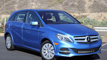 Mercedes B Class Electric >> 2015 Mercedes Benz B Class Electric Drive Review Autoblog