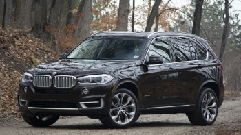 2016 Bmw X5 Xdrive40e Front 3 4 View