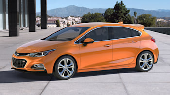 Chevy cruze hatchback release date