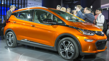 More 2017 Chevy Bolt Train Details Revealed 60 Kwh Battery