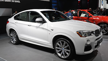 BMW X4 M40i Not Really A Coupe And Almost An M