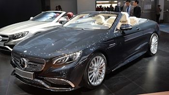 Mercedes Amg S65 Cabrio Is The Ultimate V12 Droptop