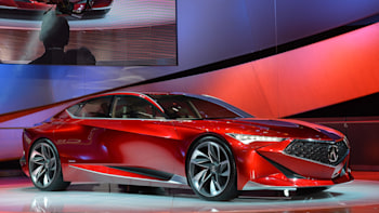 Acura To Show Near Production Flagship Sedan At Pebble Beach Autoblog