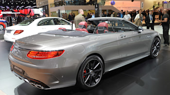Mercedes-AMG launches S63 Cabriolet Edition 130 in Detroit - Autoblog