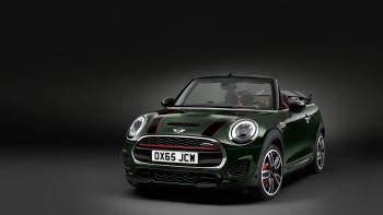 Mini juices up Convertible with John Cooper Works model