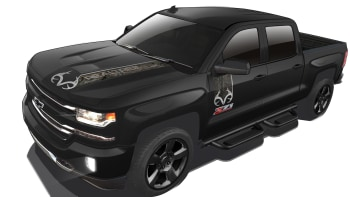 Silverado Realtree Edition >> Chevy Silverado Realtree Edition Calls To Your Inner Woodsman Autoblog