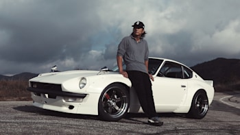Real-Life Fast And Furious: Driving Sung Kang's ridiculously