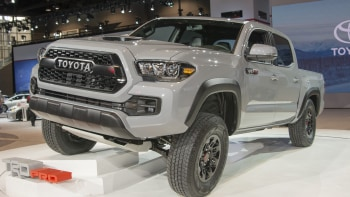 Where The 2017 Toyota Tacoma Trd Pro Is Going It Doesn T Need Roads