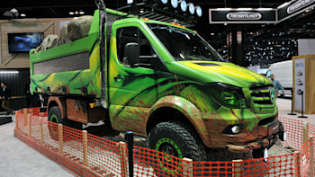 The Mercedes-Benz Sprinter Extreme Concept is real and I need to
