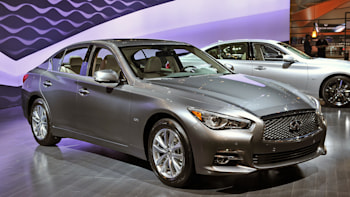 Infiniti Prices Q50 2 0t From 34 855 Hybrid 47 955