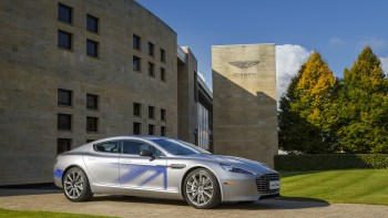 Aston Martin Makes Rapide Electric Car A Limited Edition After Leeco