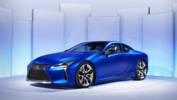 8 Things You Should Know About The Lexus Lc 500h Powertrain Autoblog