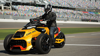Can Am Spyder F3 Turbo Concept