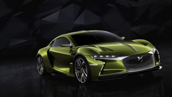 Ds E Tense Concept Imagines An Electric Gt With French Style