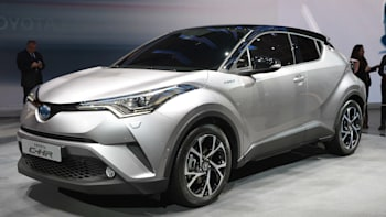 Toyota C Hr Stays Sharp From Prototype To Production