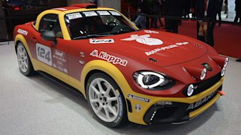 Fiat 124 Coupe Could Join Spider Line Next Year Autoblog