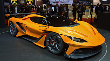 Apollo Arrow rises from Gumpert ashes with 1,000 hp | Autoblog
