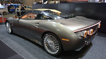 Is the Spyker C8 Preliator worth the $354,900 price tag? - Autoblog