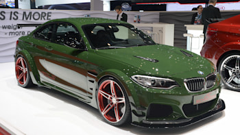 The Hp AC Schnitzer ACL Concept Tries To Oneup The M Autoblog - Schnitzer