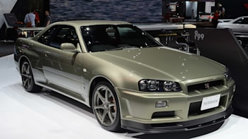 Nissan S Skyline Gt R Display Is Every Gran Turismo Player S Fantasy