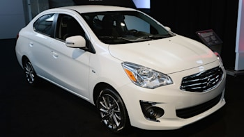 2017 mitsubishi mirage g4 has a trunk for your junk - autoblog