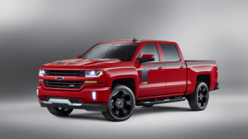 2016 Chevy Silverado Rally Edition