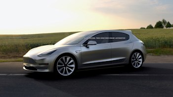 Tesla Model 3 hatchback: Build it and they will come | Autoblog