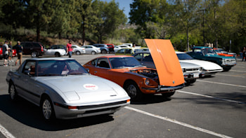 This California Rally Is Vintage Japanese Car Heaven Autoblog