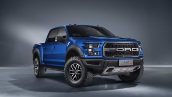 Chinese-market Ford F-150 SVT Raptor SuperCrew Photo Gallery - Autoblog