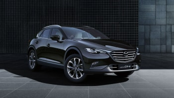 Mazda S Slick New Cx 4 Crossover Is Sadly Only For China Autoblog