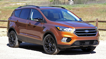 2017 Ford Escape Front 3 4 View