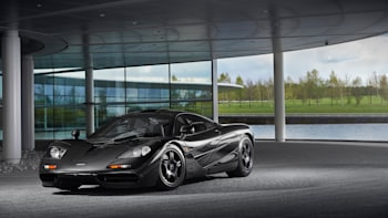 mclaren f1 chassis #69 photo gallery - autoblog