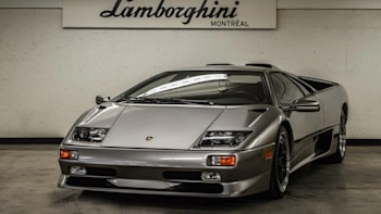 This fresh Lambo Diablo SV could be yours for $500k