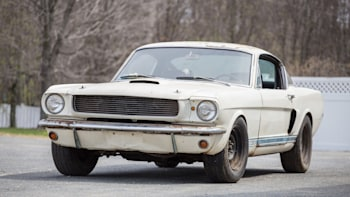 1966 Ford Mustang Shelby GT350 up for sale after 40 years in storage
