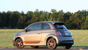 fiat 500e owners manual 2013