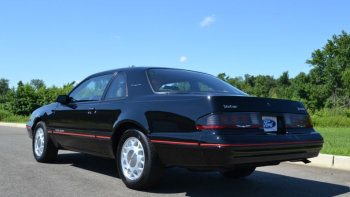 1987 Ford Thunderbird and Turbo Coupe Shop Manual Update T bird Repair Service