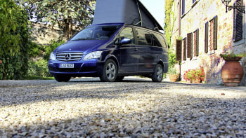 Mercedes-Benz classes up camper market with Sprinter Caravan