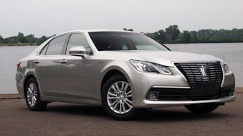 Toyota Crown Royal Saloon Hybrid [w/video] | Autoblog
