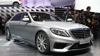 2014 Mercedes-Benz S63 AMG is fast, not furious [w/video] | Autoblog