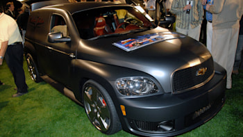 Sema 2007 Chevy Hhr Panel Ss Heading To Showrooms Autoblog
