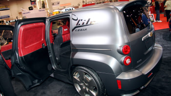 Chevy Hhr Panel Ss Sema Edition Photo Gallery Autoblog