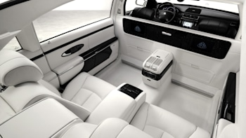 Maybach Prices 62 Landaulet For America At 1 35 Million Autoblog