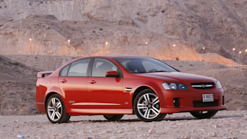 Chevy Lumina Ss Named Middle East S Sports Saloon Of The Year Autoblog