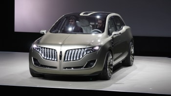 Detroit 2008: Lincoln MKT Concept is bold and bedazzled - Autoblog