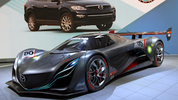 Mazda Furai Concept Photo Gallery