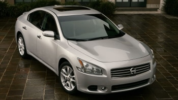 new york '08 preview: 2009 nissan maxima leaked on forum - autoblog