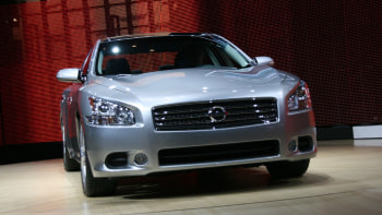 New York 2008 Nissan Unveils 2009 Maxima With Liquid Motion Sheetmetal Autoblog