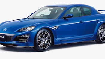 Updated Mazda RX-8 now on sale in Japan - Autoblog