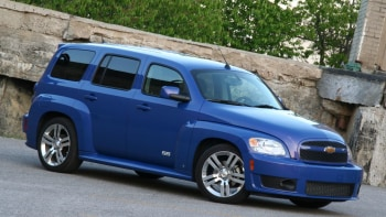 Review 2008 Chevy Hhr Ss Autoblog