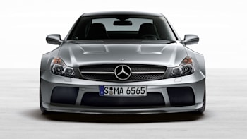 Time To Change Your Desktop New Sl65 Amg Black Series Wallpaper Images, Photos, Reviews